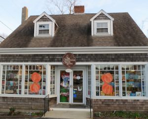 Books on the Cape: Where the Sidewalk Ends, the Brewster Book Store, and More