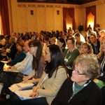 San Francisco Writers Conference Fiction Editors' Panel crowd