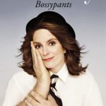 Bossypants by Tina Fey Cover