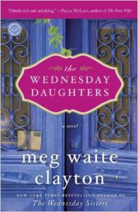The Wednesday Daughters paperback cover