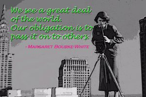 5 Women journalists' words to inspire you on International Women's Day
