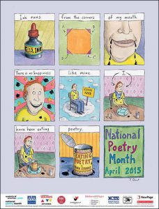 6 sexy ways to celebrate National Poetry Month