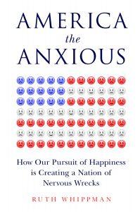 Ruth Whippman America the Anxious cover