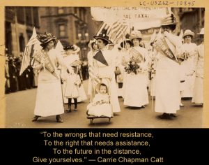 More Suffrage Wisdom