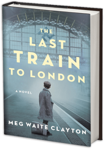 One More Day for a Prepublication Copy of The Last Train to London!